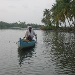  local fishing on the backwaters