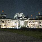 The Reichstag Building. Visit this place at night if you can!?