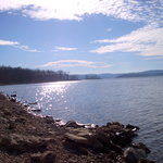 Table Rock Lake in December