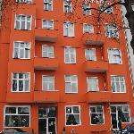 Hotel-Pension Berolina Charlottenburg照片