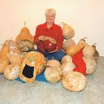 Gourd Exhibit at KACC
