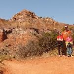 Enjoy Palo Duro canyon during your trip!