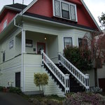 Φωτογραφία: Seattle Hill House B & B