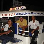 Foto de Harry's Bungalows & Restaurant