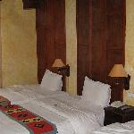 Sapa GoldSea Hotel, room