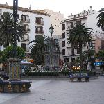 Fountain in Algeciras