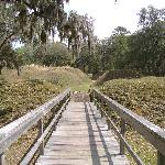 صورة فوتوغرافية لـ ‪Fort McAllister State Historic Park Campground‬
