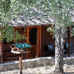 Santa Rita Lodge, Cabin#3