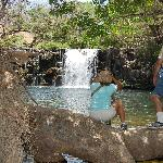 Cooling Off At the Waterfall & Lagoon