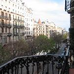 "Really far from the other ""Las Ramblas"" but great area"