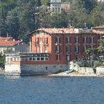  Hotel photographed from a ferry