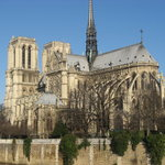 Kathedrale Notre Dame (Cathedrale de Notre Dame de Paris)