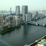  View to South (with Tokyo Bay in background), from Breakfast restuarant on 32nd