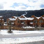 Foto de Gateway Mountain Lodge