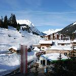 Hotel Lech and Pension Chesa Rosa resmi