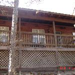  Cabin # 7 loved the porch.