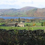 Ullswater as viewed from Martindale