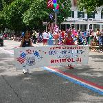 Bristol 4th of July parade