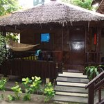 Our Nipa Hut at Orchids