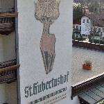 Logo des St. Hubertushofs