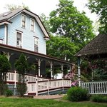 Zdjęcie New Hope's 1870 Wedgwood Bed and Breakfast Inn