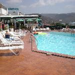 Arimar pool area