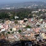 View from Nalagarh Fort