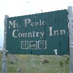 Foto de Mt. Peale Inn/Lodge& Cabins