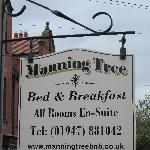 Foto de Manning Tree Bed & Breakfast