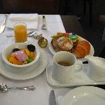 Exquisite Breakfast at Helmhaus