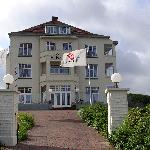 Gesamtansicht Hotel Belvedere