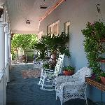 صورة فوتوغرافية لـ ‪The Big Blue House Tucson Boutique inn‬