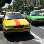 The taxis