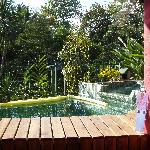 Pool and View from Porch