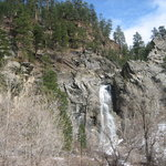 Bridal Falls on Scenic Road