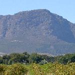 Towards Franschhoek