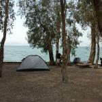 Sussita Beach Campground