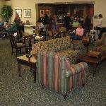 Homewood Suites Breakfast Room