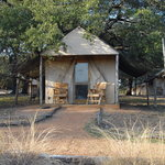 Safari Camp at Fossil Rim