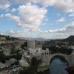 Old Bridge (Stari Most), August 2007