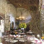 Hacienda Dining Room
