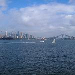 Sydney from a Rocket Explorer boat