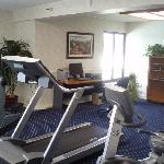 Business/Fitness room
