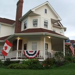 Φωτογραφία: Anchorage Inn Bed and Breakfast