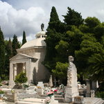 Cavtat cemetery