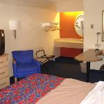 Φωτογραφία: Red Roof Inn Mystic - New London