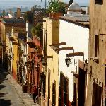  streets in san miguel de allende