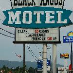 Black Angus Motel Foto