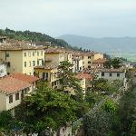 View of outskirts of Cortona