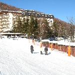  Hotel 3 Amis - sulle piste da sci